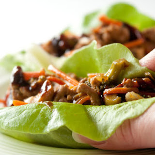 Big Bowl Thai Beef Lettuce Wraps