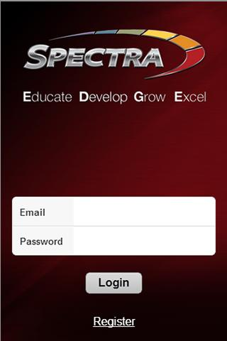 SpectraEDGE - screenshot