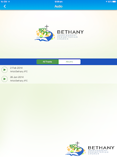 Bethany IPC- screenshot thumbnail