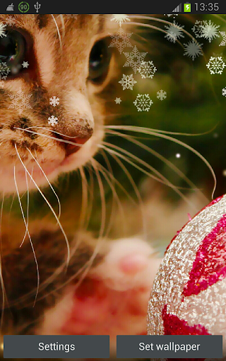 Story of the Christmas Cat LWP