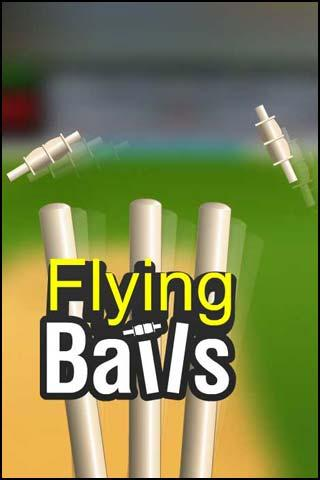 flying bails- screenshot