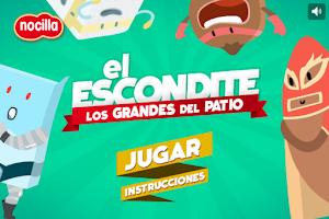 Screenshot of Escondite LGDP