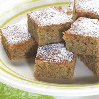 Zucchini Cake Snax