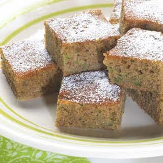 Zucchini Cake Snax.