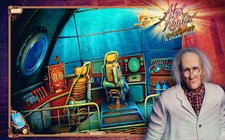 Screenshot of Alex Hunter: Lord of the Mind