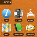 Ajman Travel Guide icon