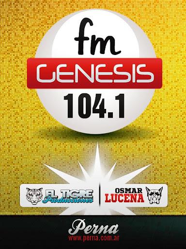 FM Génesis 104.1 Mhz.