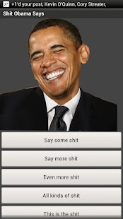 Shit Obama Says - screenshot thumbnail