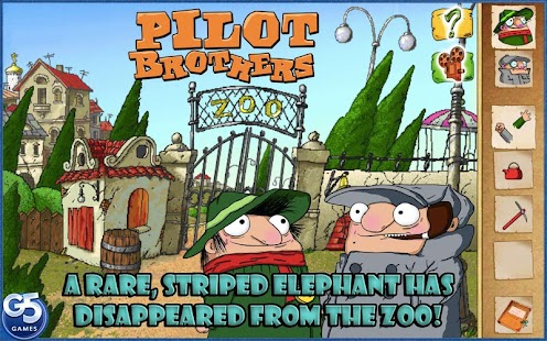 Pilot Brothers- screenshot thumbnail