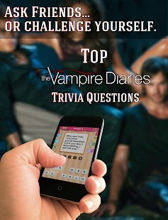 Trivia - Vampire Diaries Fans - screenshot thumbnail