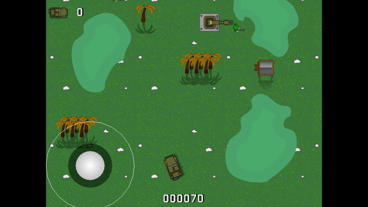 Jeep Shooter- screenshot