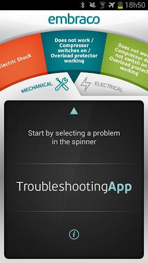 TroubleshootingApp Embraco