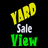 Yard Sale View web flea market
