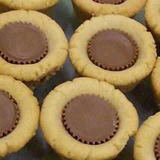 Peanut Butter Cup Cookies II