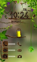 Screenshot of Forest Go Locker Theme