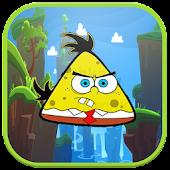 Sponge Angry