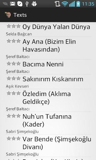 【免費音樂App】Bütün Şarkıları-APP點子