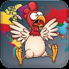 Chicken World Trip icon