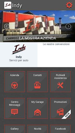 Indy - Servizi per auto