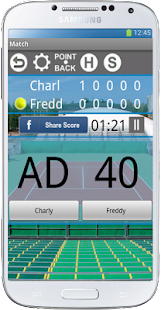 Tennis Stats Pro (free) - screenshot thumbnail