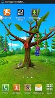 Screenshot of Magical Tree live wallpaper
