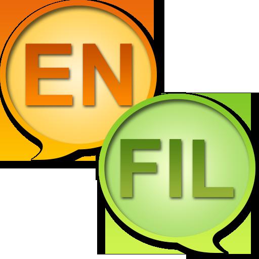 Filipino English Dictionary +