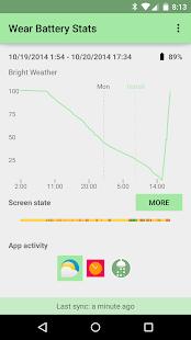 Wear Battery Stats Screenshot 3