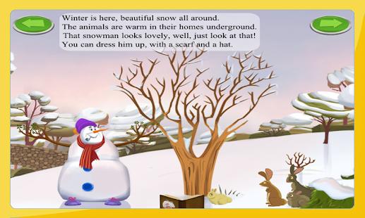 Earth Day: Kids Seasons Story- screenshot thumbnail