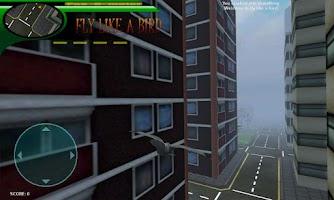 Screenshot of Fly like a bird 3 lite