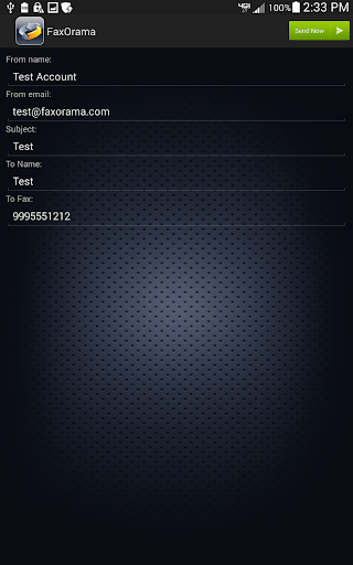 玩商業App|FaxOrama免費|APP試玩