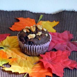 Apple Cocoa Muffins.