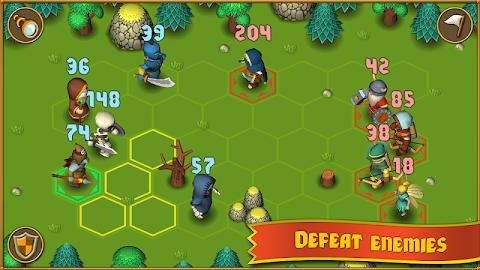 Heroes : A Grail Quest Screenshot 3