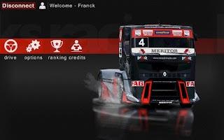 Screenshot of Renault Trucks Racing