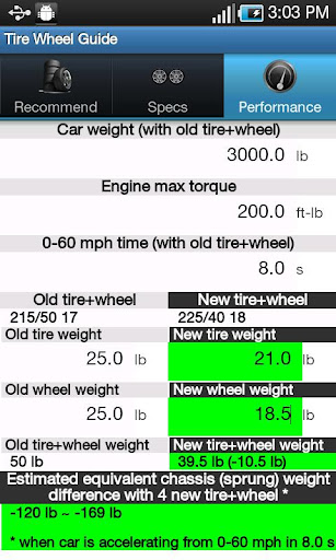 【免費工具App】Tire Size Calculator-APP點子
