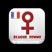 Blague - Femmes