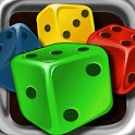 LNR Free- Dice and Puzzle Game logo