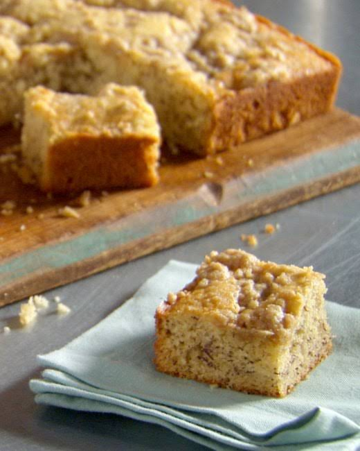 Sour Cream Banana Cake Without Butter