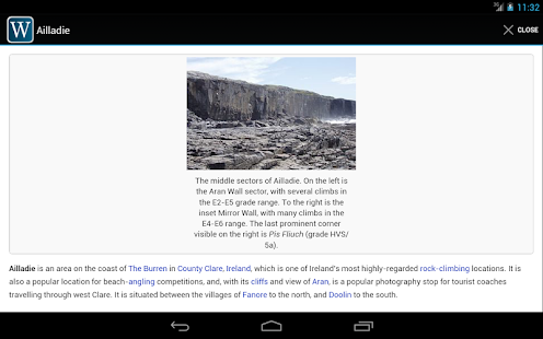 WikiFlow Free - screenshot thumbnail