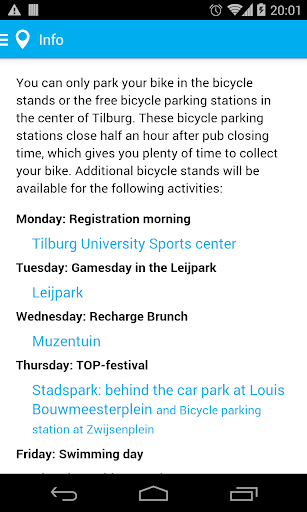 【免費新聞App】Tilburg Orientation Program-APP點子