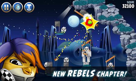 Angry Birds Star Wars II Free Screenshot 22
