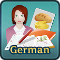 German in a Flash icon