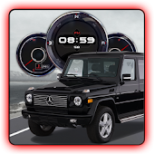 Mercedes Benz G500 Compass LWP