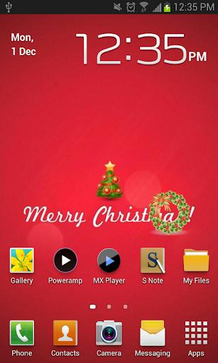 Christmas HD Live Wallpaper