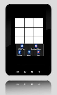 T3 - Tic Tac Toe via bluetooth- screenshot thumbnail