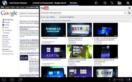 Dual Screen Browser Screenshot 2