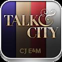 토크&시티 logo