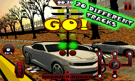 Street Drag 3D : Racing cars Screenshot 22