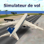 Avion Simulateur De Vol 3D