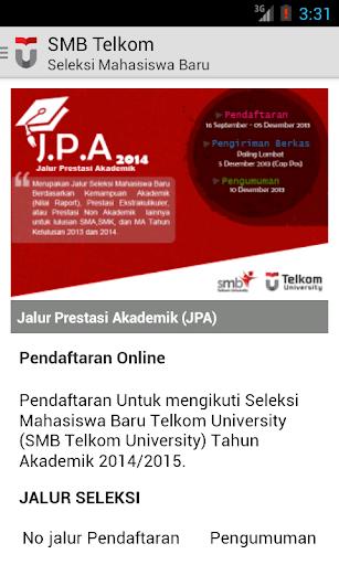 SMB Telkom University