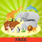 The animal world for toddlers!